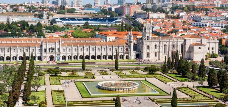 fim de semana em Lisboa mosteiro dos jeronimos