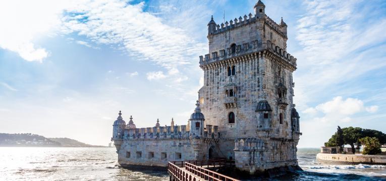 fim de semana em Lisboa torre de belem