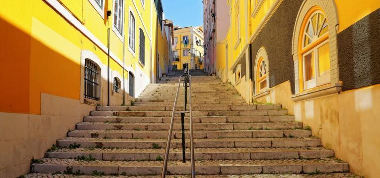 fim de semana em Lisboa alfama