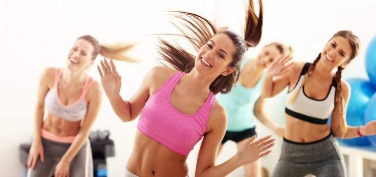 melhores exercicios para emagrecer zumba