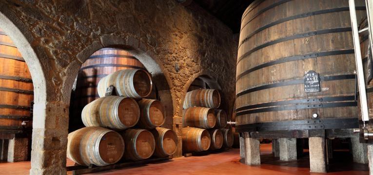 fim de semana no Porto caves vinho do porto