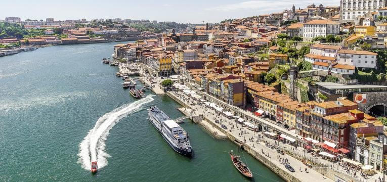 fim de semana no Porto ribeira