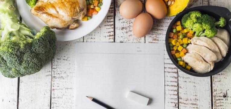 lista de compras de supermercado planear refeicoes