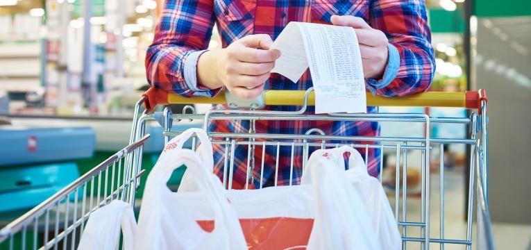 lista de compras de supermercado compras mensais