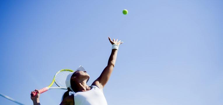exercicios para ferias tenis