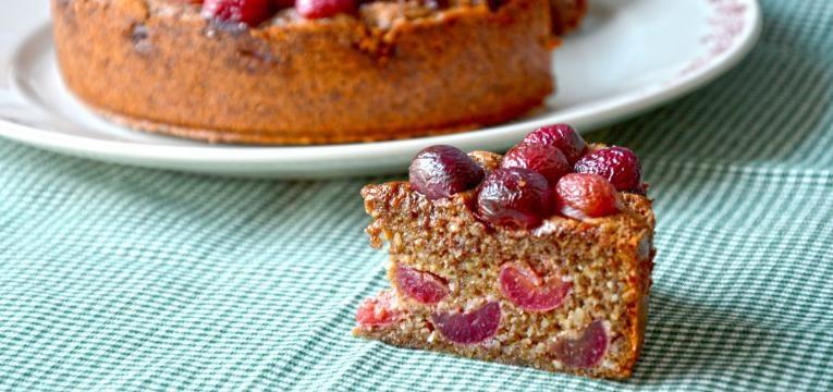 receitas com cerejas bolo simples de cerejas