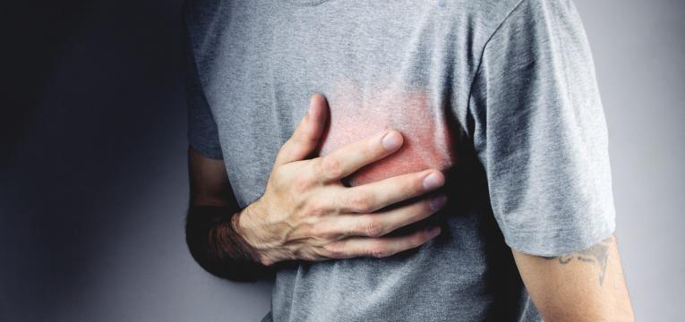 aneurisma da aorta forte dor no peito