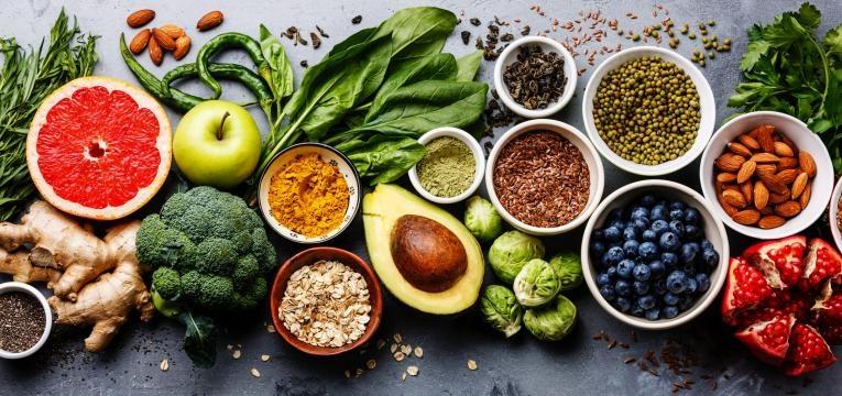 asma e alimentação