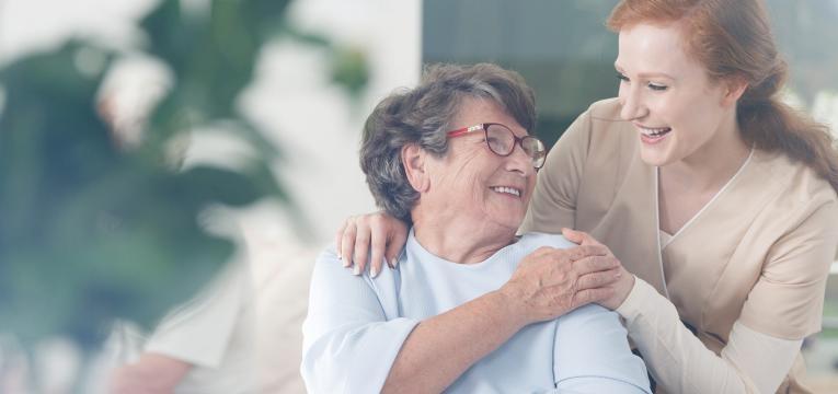 cuidador de idosos plataforma cuidadora e idosa