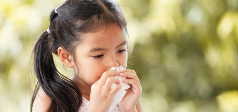 alimentos que ajudam a fortalecer a imunidade das criancas menina constipada