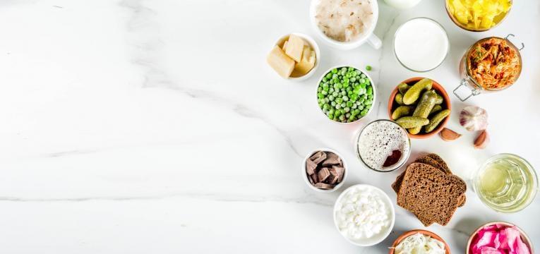 alimentos que interferem com a flora vaginal alimentos probioticos