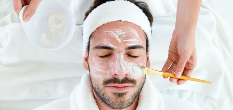 tratamentos esteticos para homens tratamento para rosto