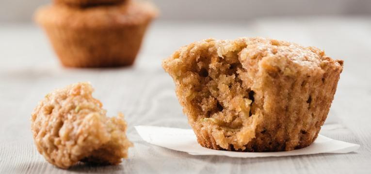 muffins de canela tradicionais