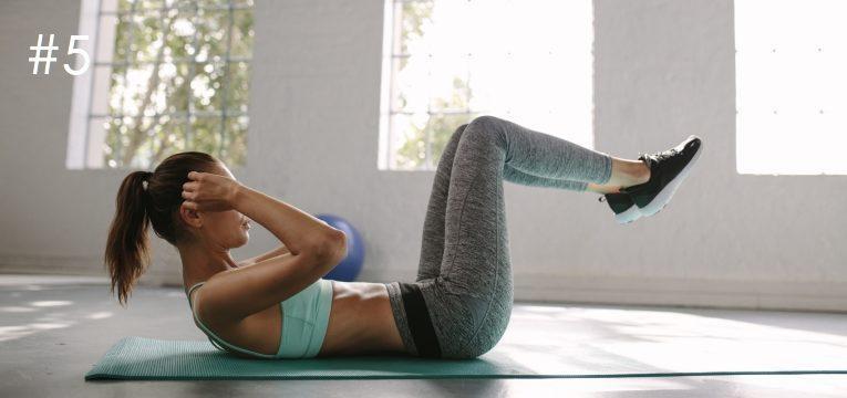 abdominal crunch treino de 20 minutos intensivos