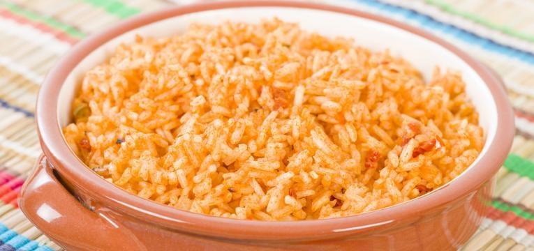 arroz de tomate simples