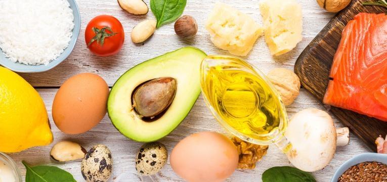 alimentos variados dieta paleo