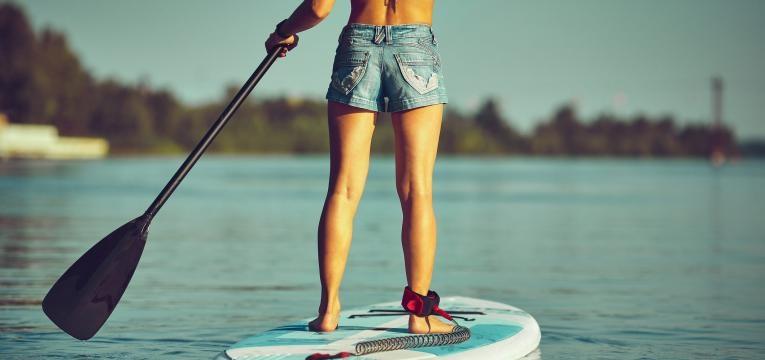 desportos com prancha stand pp paddle