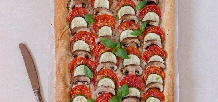 tarte de vegetais 2