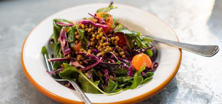 receitas para uma dieta equilibrada salada catala