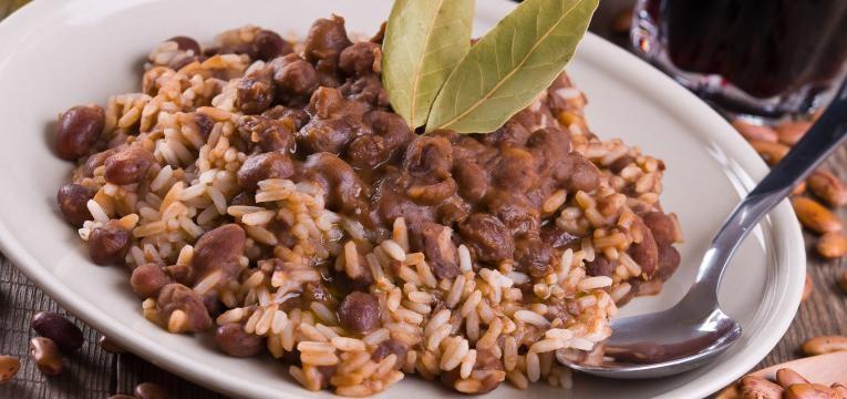 receitas para uma dieta equilibrada arroz de feijao