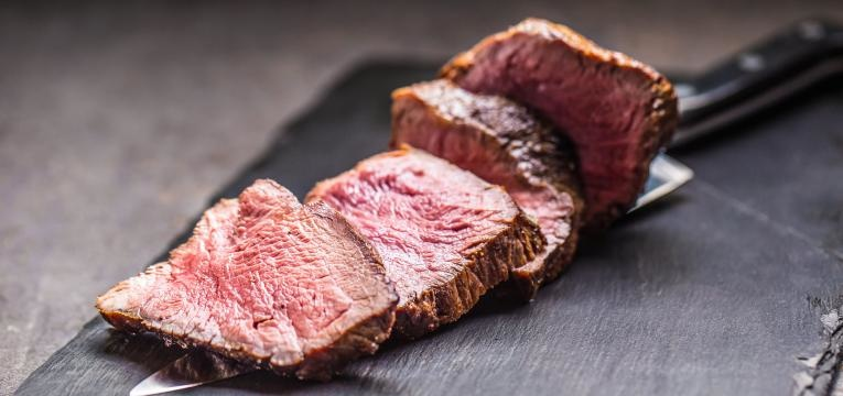 receitas para uma dieta equilibrada bife grelhado macio