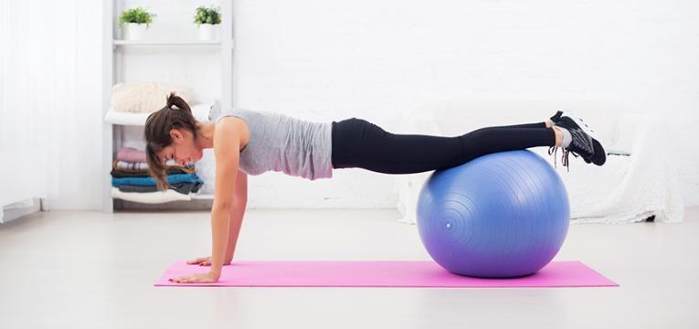exercícios para uma barriga dura