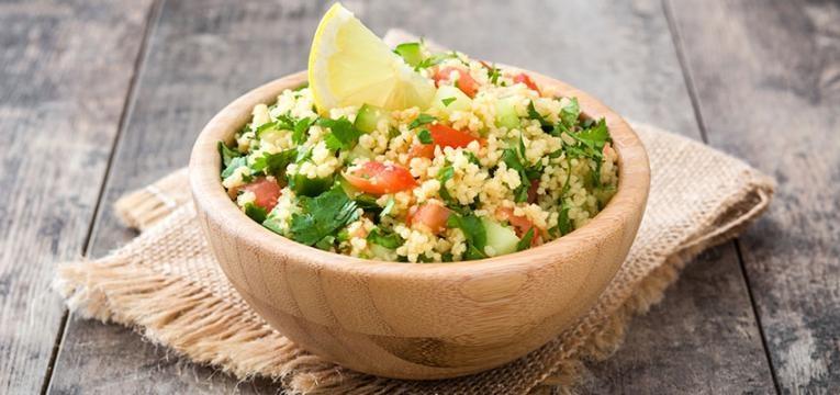 receitas vegetarianas simples: cuscuz