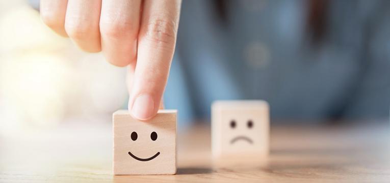 como lidar com pensamentos negativos