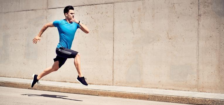 exercicios para queimar gordura sprints