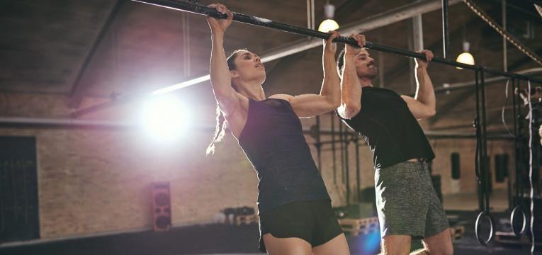 exercicios para queimar gordura elevacoes