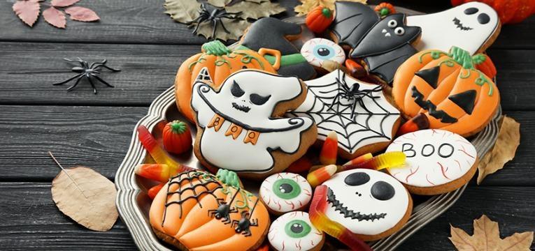Sobremesas de Halloween
