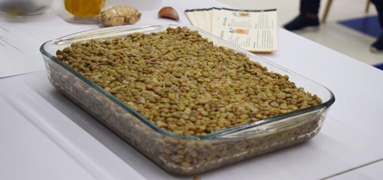 showcooking refeicoes vegetarianas dahl de lentilhas