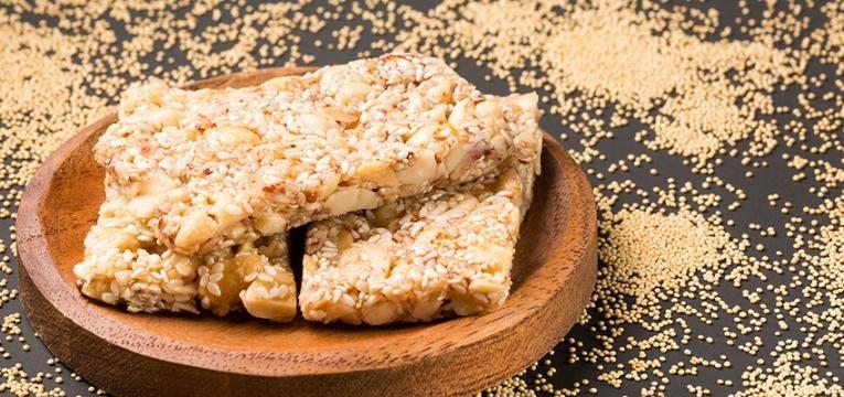 Receitas doces de quinoa