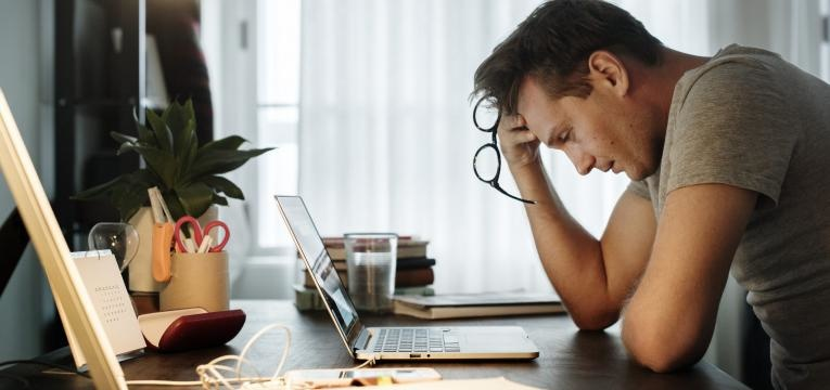 dia de consciencializacao do stres homem stress trabalho
