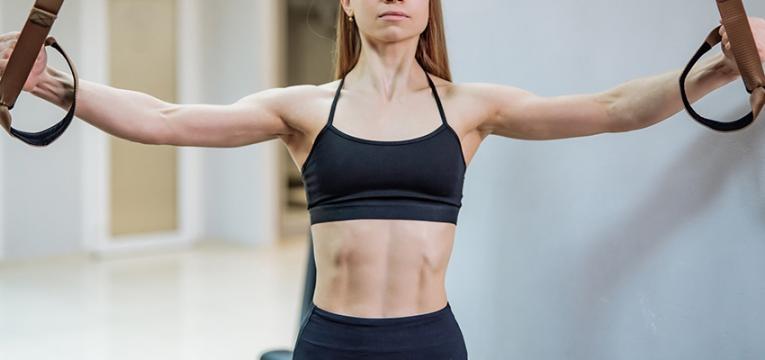 exercícios de TRX