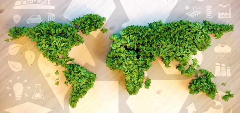 desenvolvimento sustentavel mundo verde