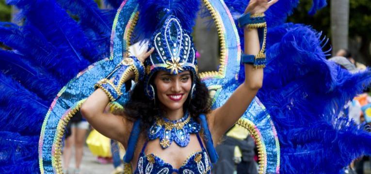 carnaval no brasil e rainha do carnaval