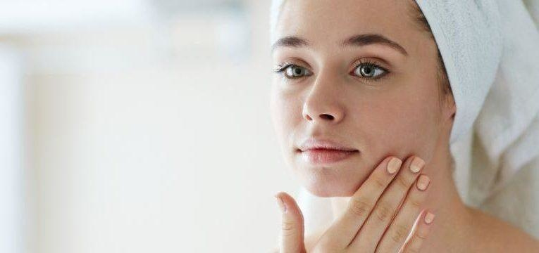 dicas de beleza e bem-estar e limpar a pele