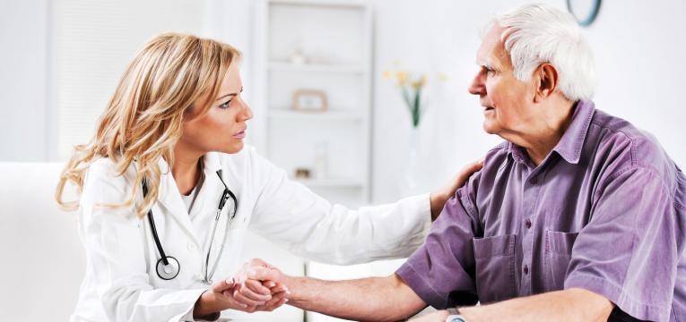 medico e paciente