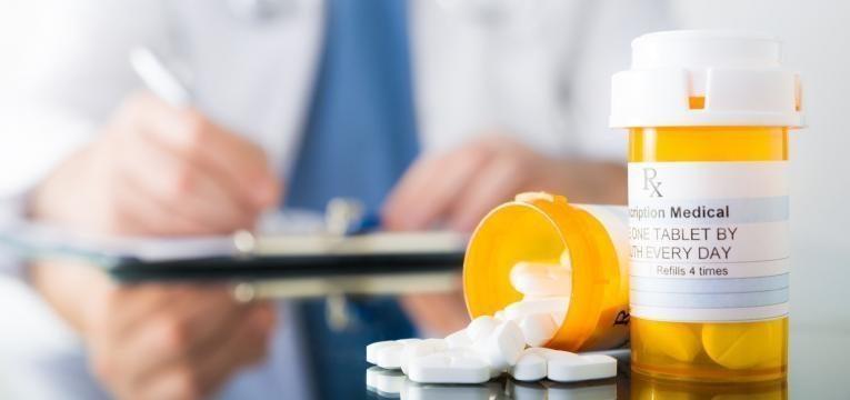 medicacao prescrita pelo medico