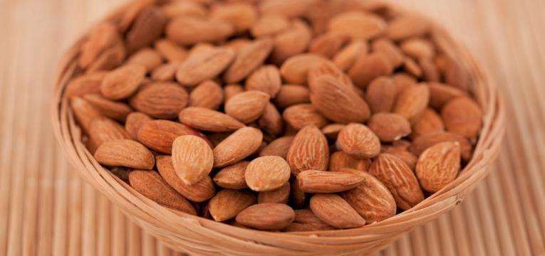 amendoas sem casca