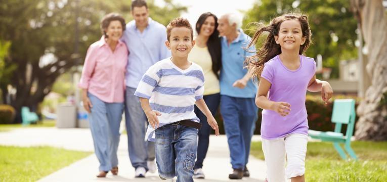 em família em quais as melhores modalidades para as crianças