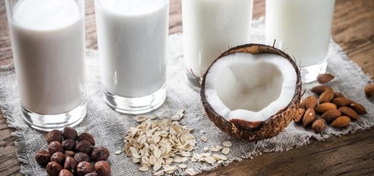 bebidas alternativas ao leite