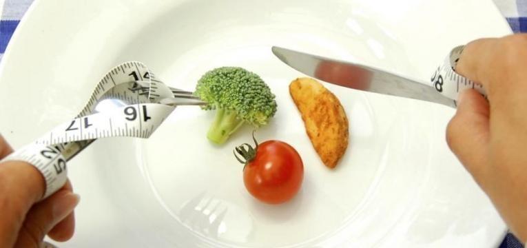 restricao de calorias