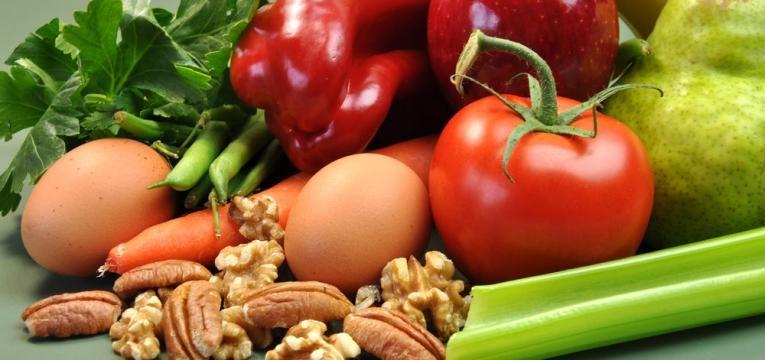 alimentos com pouca gordura
