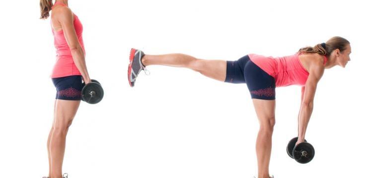 Exercicios para melhorar o equilíbrio e Peso morto com 1 perna