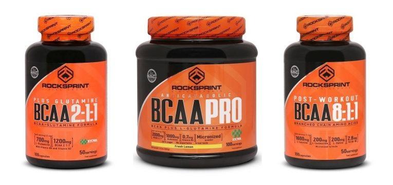 BCAA e proteina