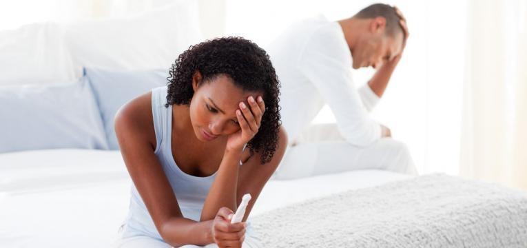 falta de libido e problemas no relacionamento