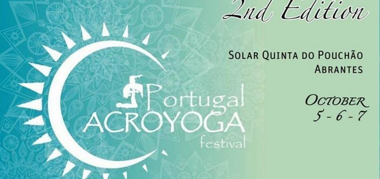 Portugal AcroYoga Festival 2018, Abrantes