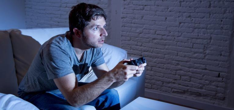 vicio em videojogos